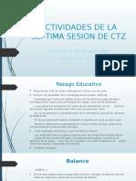 2. Actividades CTZ