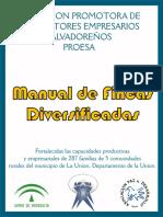 FINCAS DIVERSIFICADAS