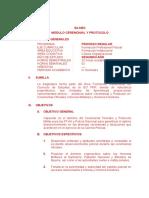 Ceremonial y Protocolo 2010