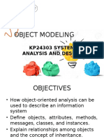 Chapter 6 Object Modeling