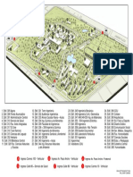 Mapa Ciudad Universitaria Melendez