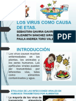 Los Virus Como Causa de Etas