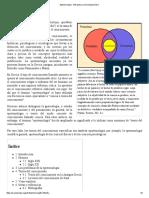 Epistemología - Wikipedia, La Enciclopedia Libre