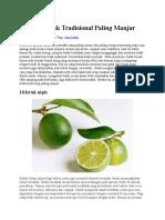 10 Obat Batuk Tradisional Paling Manjur.docx