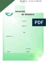 Direcciones y Planos Cristalográficos.