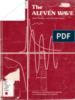 The Alfven Wave