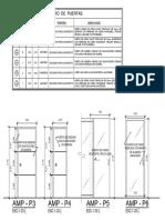 Puertas de Madera Investrading 22 y 23