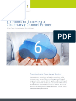 Six Points to Becoming a Cloud Savvy CP 2015.01.14