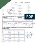 Unit C Test Review Guide Key 1 1