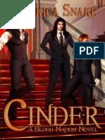 Cinder by Derekica Snake.epub