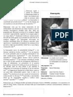 Homeopatía - Wikipedia, La Enciclopedia Libre