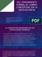 Presentacion Cap 17 procesos cognitivos