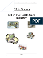 ICT in the Health Service Report