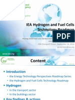 Hydrogen and Fuel Cells Training_4 - J Teter - Hydrogen and Fuel Cells Technology Roadmap