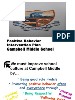 CMS Positive Discipline Plan- Student 2016