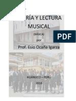 Teoría y Lectura Musical(Separata)