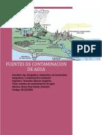 Fuentes de Contaminacion