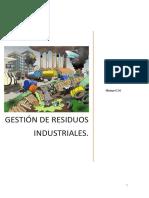 Gestion de Residuos Industriales