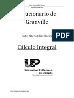 Solucionario de cálculo integral Granville