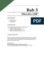 Bab 3 - Directive JSP 2