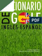Diccionario de Golf Inglés Español