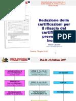 Presentazione Caciolai Treviso