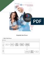 Hospitality Process Document