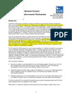Discussion Paper on Dispute Enforcement_tcm9-133016