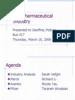 Pharma Industry