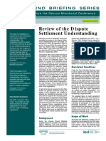 Review of WTO DSU