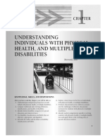 Best Ch1 Understanding individuals with physical health and multiple disabilities