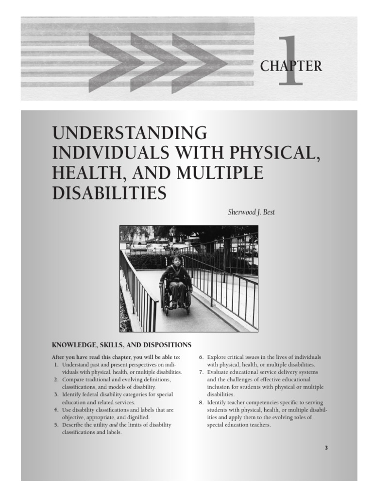 Best Ch1 Understanding individuals with physical health and