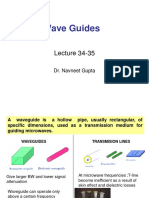 Lecture-34-35-Wave Guide and Radiation.pdf