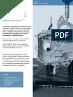 Kit de fijacion para máquina tridimensional o brazo de medida Aberlink Fixture Kit Datasheet