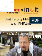 Unit Testing PHP Apps With PHPUnit