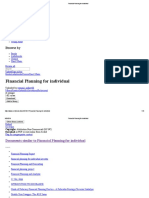 Financial Planning for individual.pdf