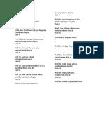 UFOP - Professores Engenharia de Minas