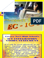 Project EC ICT