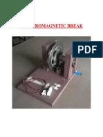 Elecrtomegnetic Brake 2015