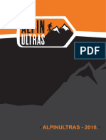 AlpinUltras 2016. Dossier General