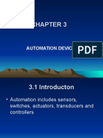 Chapter 3- Automation Devices