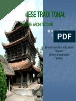 Arhitectura de Lemn - Vietnam