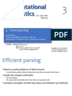 3 Chart Parsing