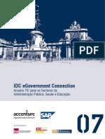 1º Anuário TIC Para a Administração Pública, Saúde e Educação (IDC, 2010)