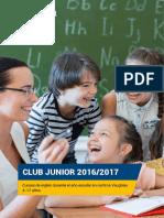 Catalogo Club Junior
