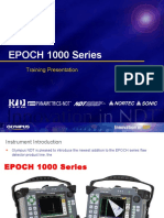 EPOCH 1000 Series Training Presentation 12-08