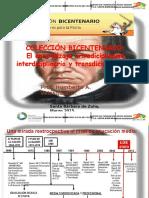 Colección Bicentenario contextualización