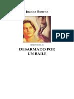 Bourne, Joanna - Spymaster 01 - Desarmado Por Un Baile