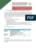 PGCAP- srisri Ravishankar agriculture Policy pgm.pdf