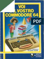 Voi e Il Vostro Commodore 64 (Jackson)